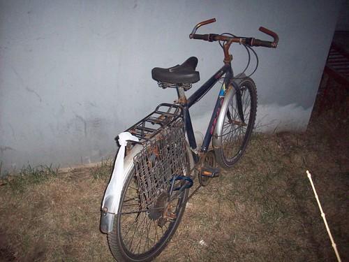 bag bike