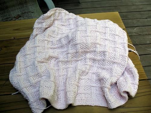 Bub's Baby Blanket