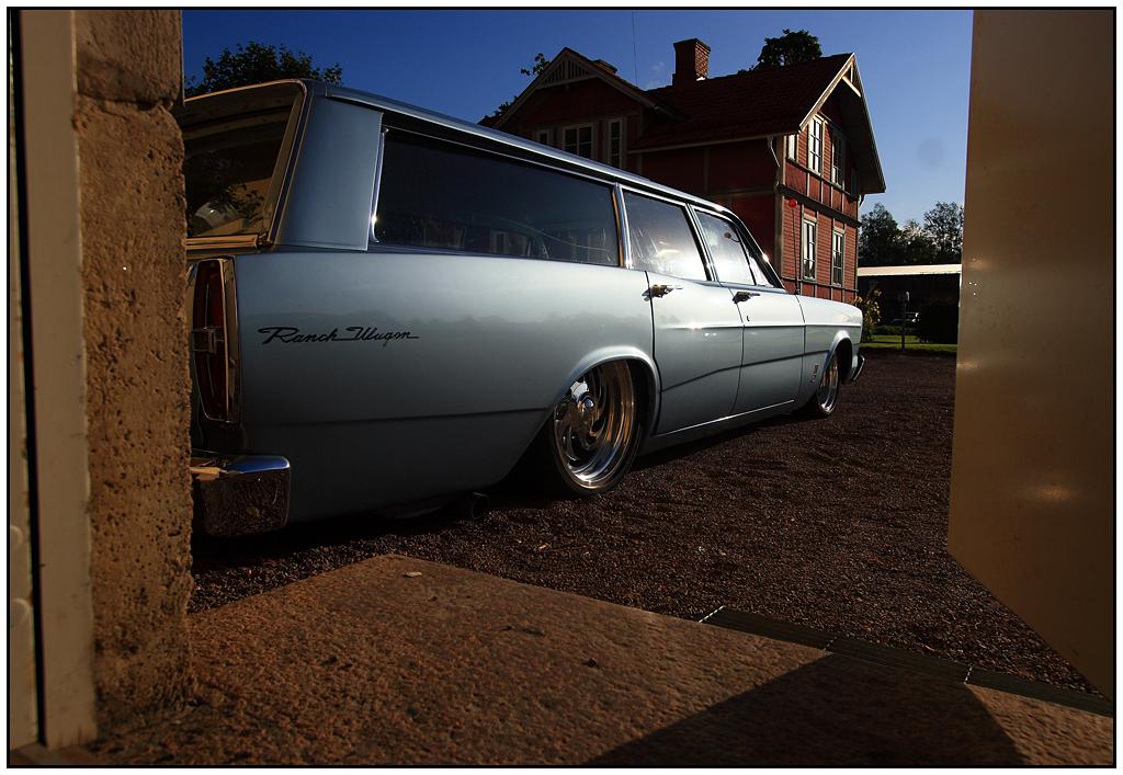 Ford Ranch Wagon