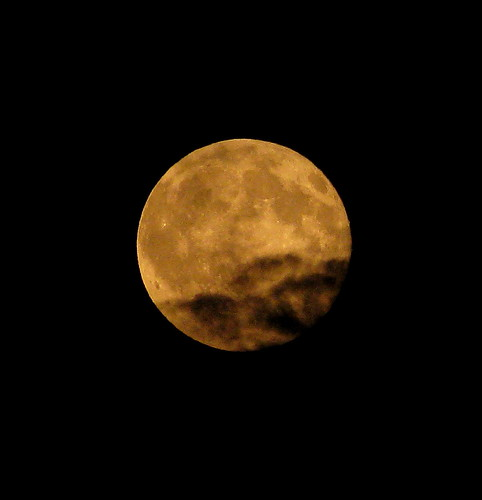 Luna piena stasera !!!