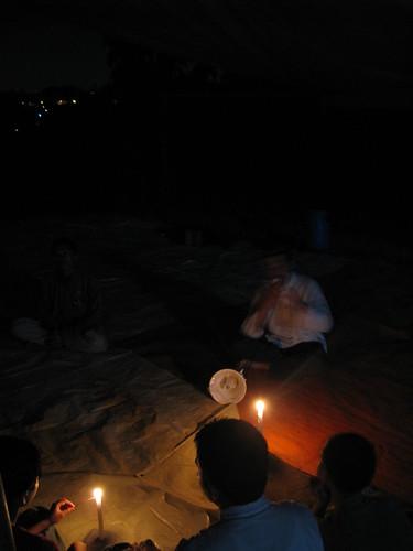 Dawah around Candles