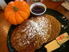 Pumpkin Pancakes - Friend of a Farmer