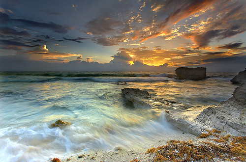 ocean travel sea wallpaper vacation sky seascape beach... (Photo: PatrickSmithPhotography on Flickr)