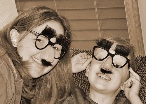 moustache people