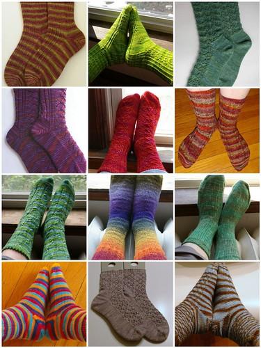 Socks of 2008