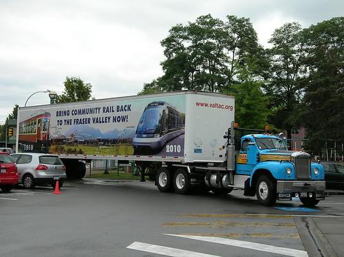VALTAC truck Langley BC 20080809