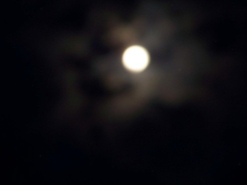 Is the moon...or is it something else II