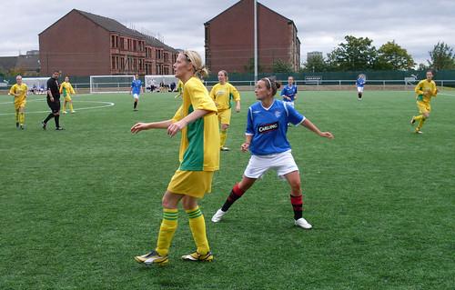 Rangers Ladies vs. Inverness Ladies