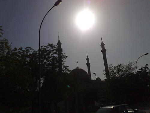 Central Mosque, Abuja