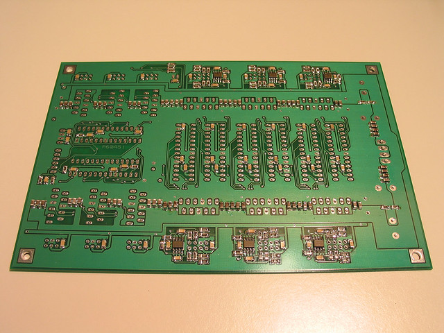 Motor controller PCB