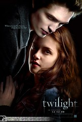 Twilight movie poster.