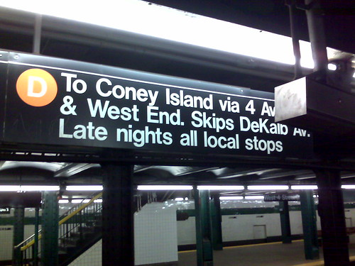 A Coney Island