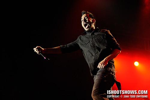 Linkin Park @ Projekt Revolution