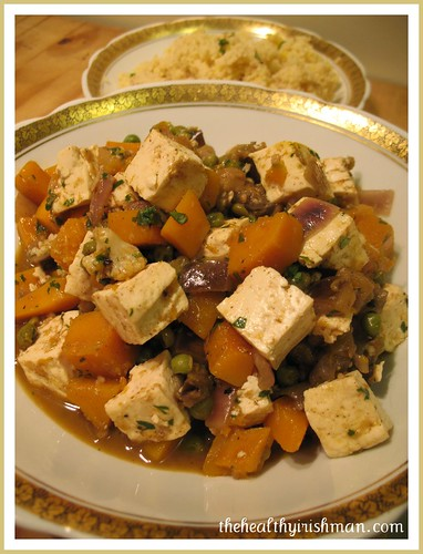 Autumn Tagine with Tofu