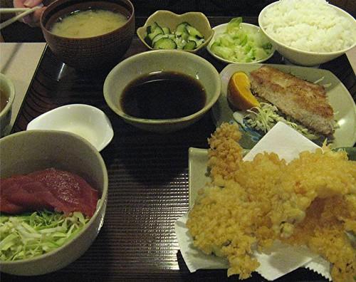 sea trio at Teshima's