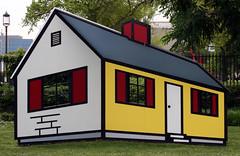 House I - Roy Lichtenstein