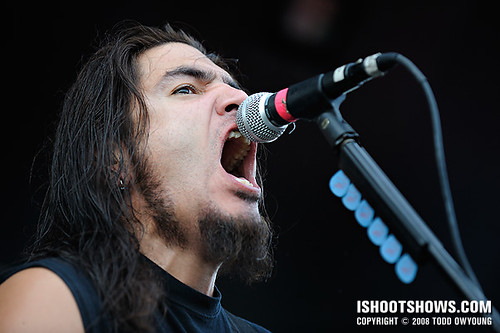Machine Head @ Mayhem Fest