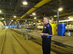 ETS D.L. MacDonald LRT Garage