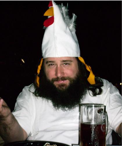 Rabbi cluckman redux