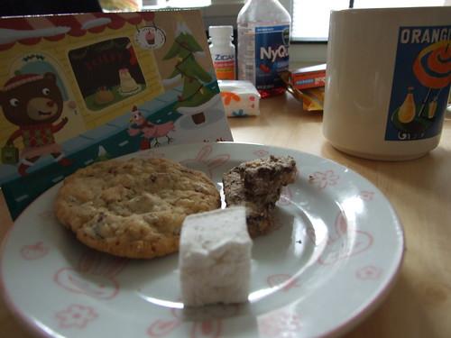 holiday treats from Angela