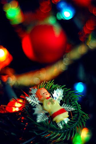 #28/365 - Warming to Christmas