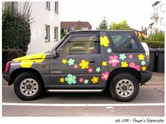 flowers drivers side