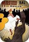 Moulin Rouge Concerts, 1890/ Henri de Toulouse-Lautrec.