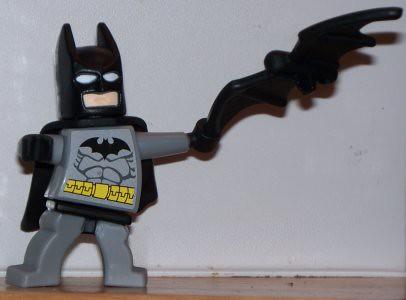 Lego Batman comes to McDonalds!