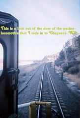 Locomotive rides