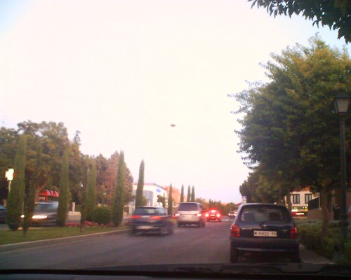 OVNI en Villaviciosa