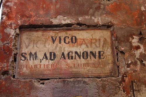 Vico Santa Maria ad Agnone
