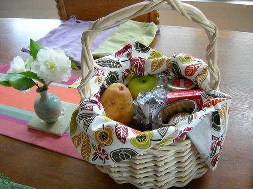 Teacher appreciation basket