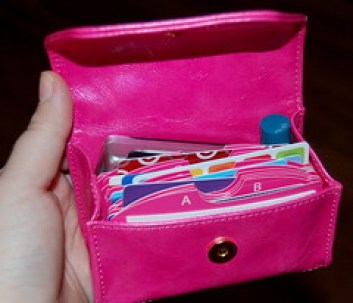 Product Review: Card Cubby