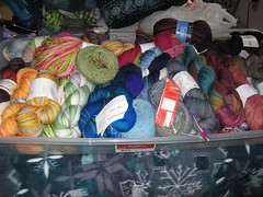 The Sock Box without WIPs