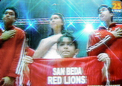 san beda players muse and little bedan