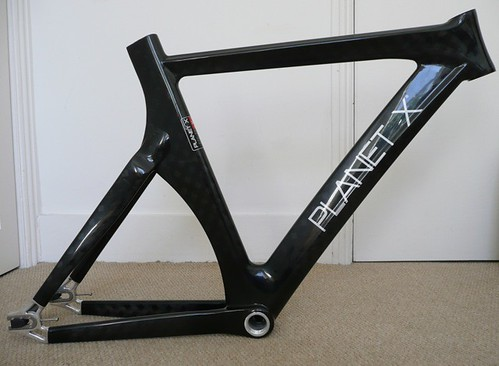 Stealth Pro Carbon Iterations From Planet X West 5 Cycles
