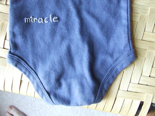 miracle bum