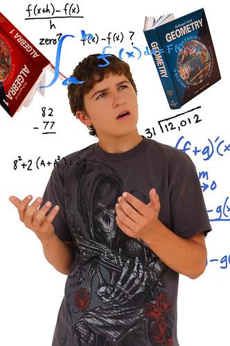 The Never Ending Math Problem by d3 Dan.
