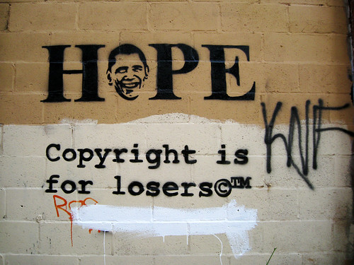 Hope & Copyright is for Losers