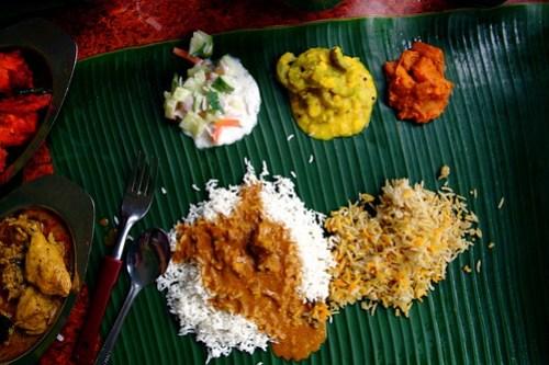 Indian food, Singapore