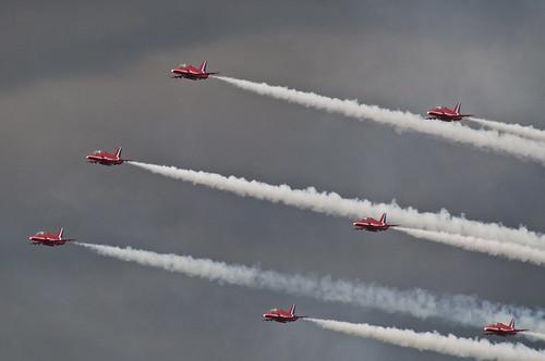 Red Arrows Edinburgh June 24 2011 7