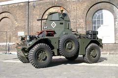Daimler Ferret Scout Car Mk 2