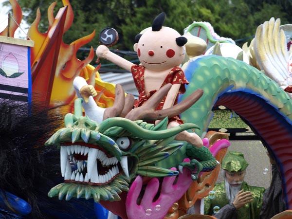 2008年 八戸三社大祭 お通り 28