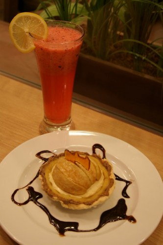 Duchess Apple pie at UCC