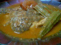 fish curry@Lundu