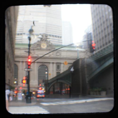 Facade of Grand Central