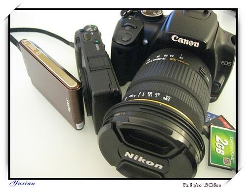 給新手 -攝影需要DC或DSLR ? 還是更重要的基礎 ? @ ~Yuxian Lin~海邊的天藍藍 :: 痞客邦
