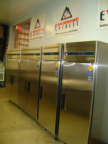 Everest Refrigeration - Frederick MD Restaurant Equipment