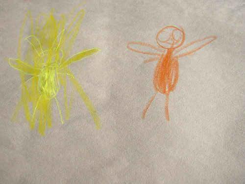 tooth fairy drawing