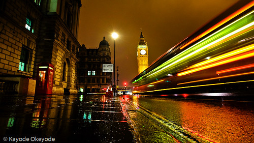 Big Ben from Great George Street